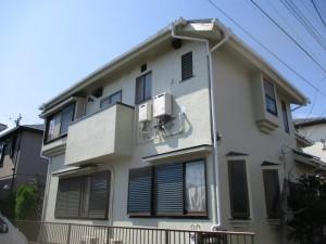 外壁・屋根・付帯部の塗装工事【塗料・パーフェクトトップ】|神奈川厚木市のT様邸の塗り替えリフォーム