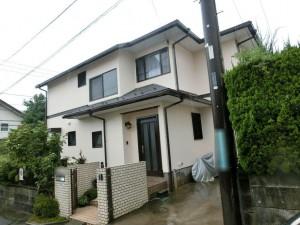 外壁・屋根・付帯部の塗装工事【塗料・パーフェクトトップ】|神奈川厚木市のZ様邸の塗り替えリフォーム