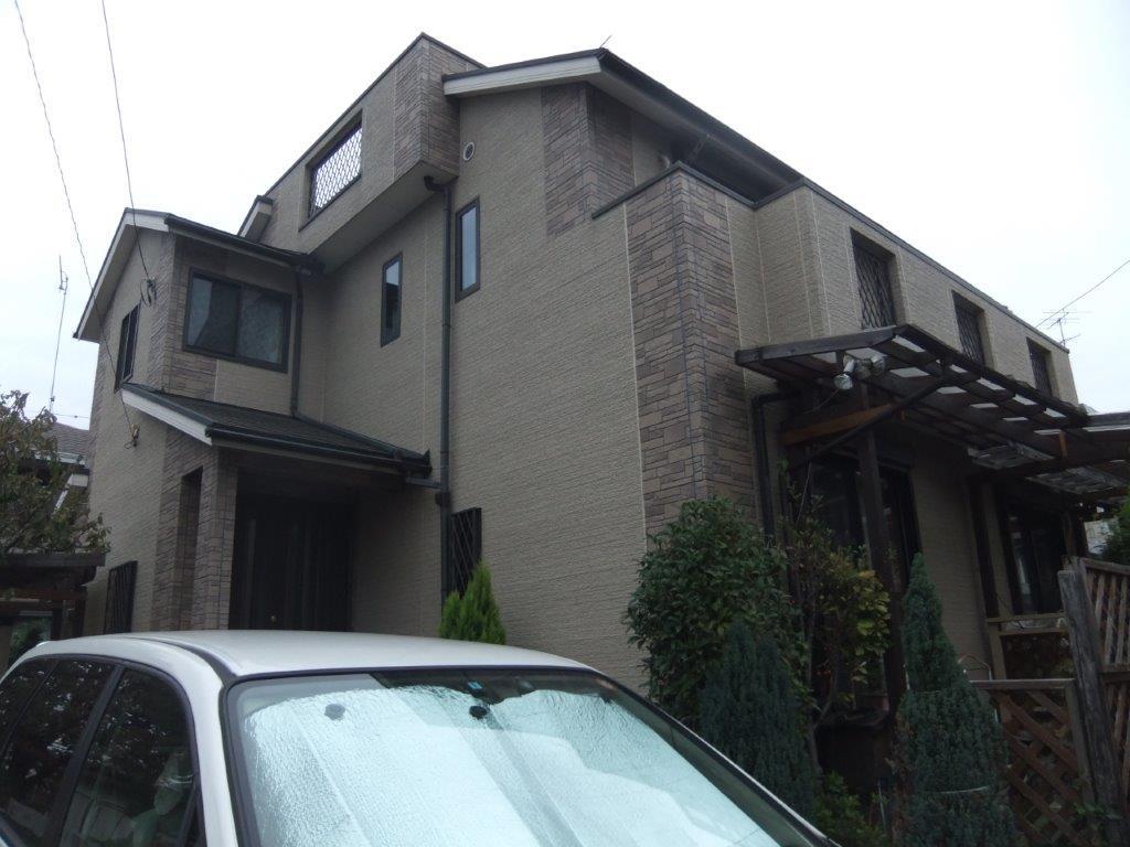外壁・屋根・付帯部の塗装工事|神奈川厚木市のY様邸の塗り替えリフォーム