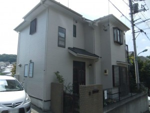 外壁・屋根・付帯部の塗装工事|東京都町田市のS様邸の塗り替えリフォーム