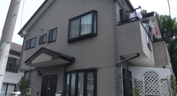 外壁・屋根・付帯部の塗装工事|相模原市中央区のM様邸の塗り替えリフォーム